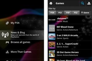 Detalhe do PlayStation App (Foto: Divulgação)