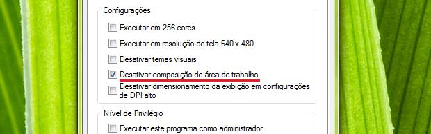 Aero do Windows 7 (Foto: Reprodução/Helito Bijora)