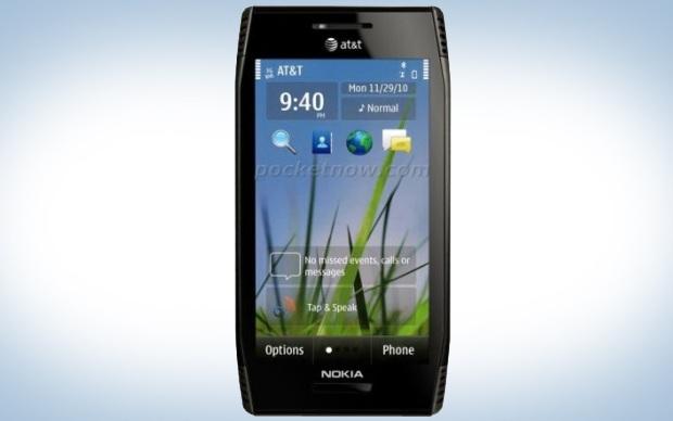 Nokia X7 (Foto: Divulgação)