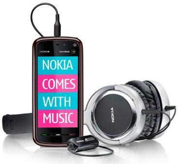 Nokia Comes With Music (Foto: Divulgação)