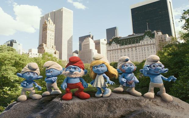 Os Smurfs: O filme (Foto: Divulgação)