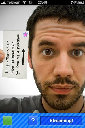 iWebcamera (Foto: Reprodução)