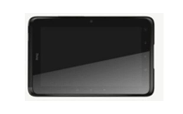 Imagem do suposto HTC Flyer, são como rumores, ilustram, mas não provam nada (Foto: AndroidCommunity)