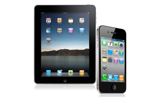 iPad e iPhone (Foto: Divulgação)