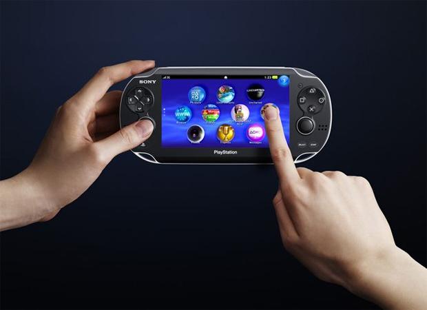 Touchscreen do NGP (Foto: Divulgação)