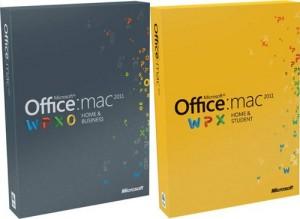 Novas versões do pacote Office da Microsoft disponíveis para Mac (Foto: Divulgação)