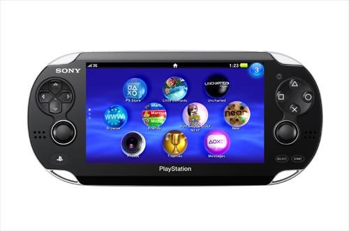 PlayStation Portátil 2, ou NGP (Foto: Divulgação)