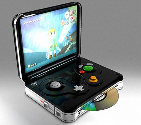 GameCube Portátil? (Foto: Divulgação)