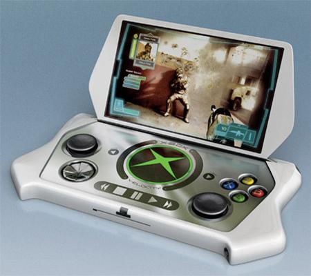 Xbox 360 portátil? (Foto: Divulgação)