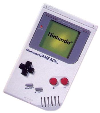 Nintendo Game Boy (Foto: Divulgação)