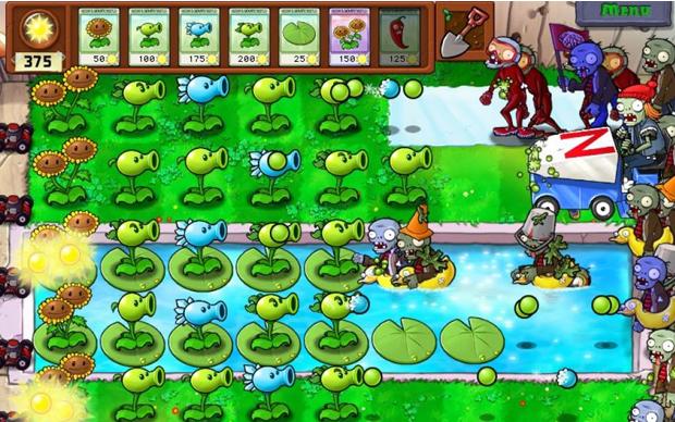 plants zombie (Foto: Divulgação)
