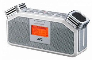 JVC RD-R2 (Foto: Divulgação)