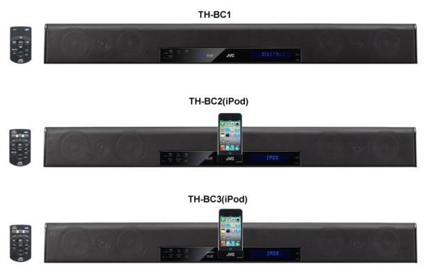 Dock JVC para iPhone e iPod (Foto: Divulgação)