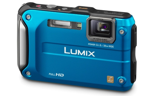 Lumix FullHD (Foto: Divulgação)