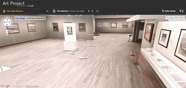 The Art Project - Van Gogh Museum (Foto: Reprodução)