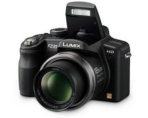 Lumix DMC - Fz35 (Foto: Divulgação)