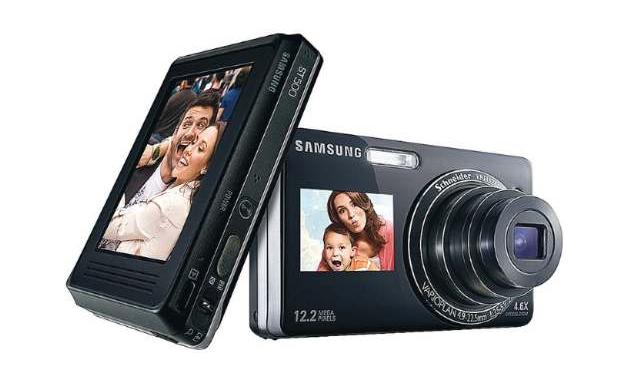Samsung ST500  (Foto: Divulgação)