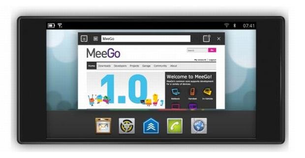 Nokia com MeeGo (Foto: Divulgação)