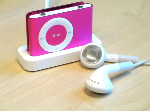 iPod Shuffle - Geração 2 (Foto: Marcell Almeida)