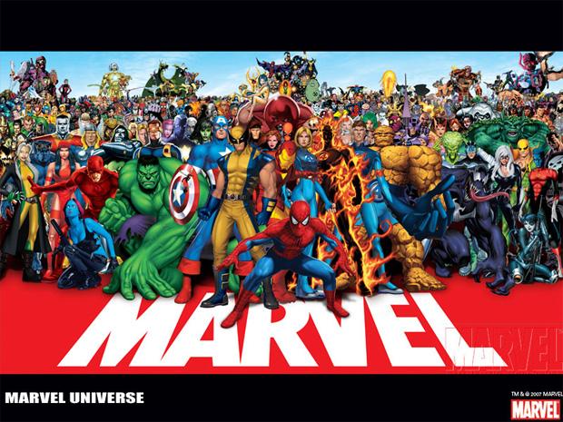 Marvel no Chrome (Foto: Reprodução)
