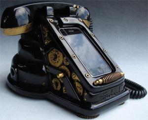 Telefone retro (Foto: Divulgação)