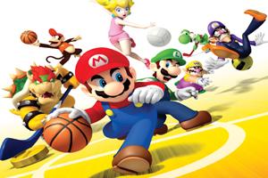 Capa de Mario Sports Mix (Foto: Divulgação)