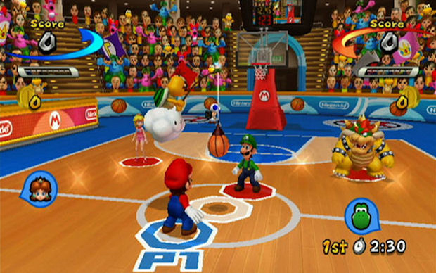 Mario Sports Mix (Foto: Divulgação)