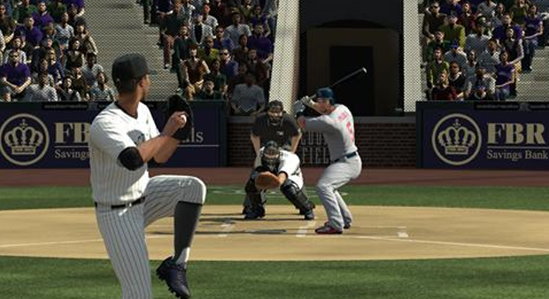 Major League Baseball 2K11 (Foto: (foto: Divulgação))