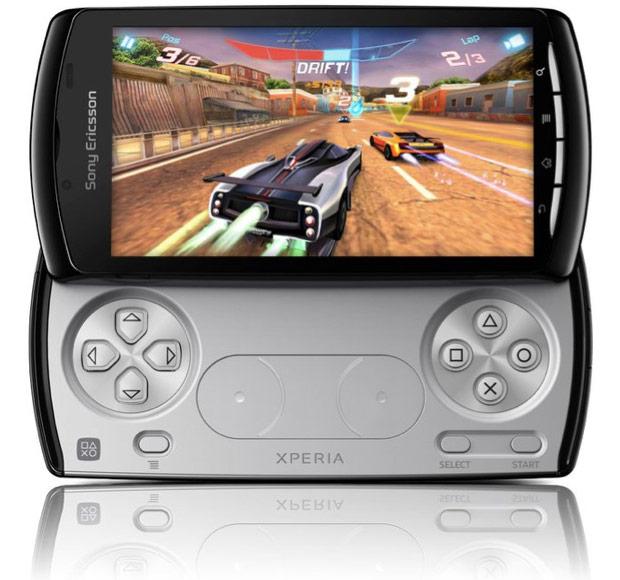Sony Ericsson Xperia Play (Foto: Reprodução)