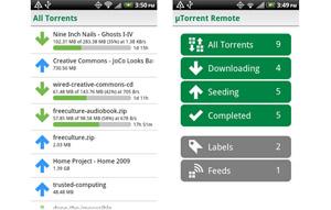 uTorrent no Android (Foto: Reprodução)