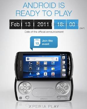Xperia Play (Foto: Reprodução)