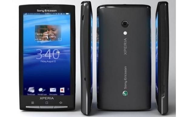 Sony Ericsson Xperia X8 (Foto: Divulgação)