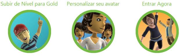 XBox Live Brasil (Foto: Reprodução)