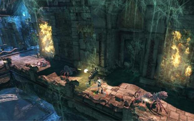 Lara Croft and the Guardian of Light (Foto: Divulgação)