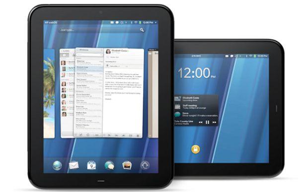 HP TouchPad (Foto: Divulgação)