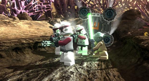 LEGO Star Wars III: The Clone Wars (Foto: Divulgação)