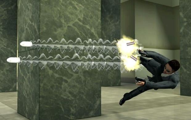 Enter the Matrix (Foto: Divulgação)