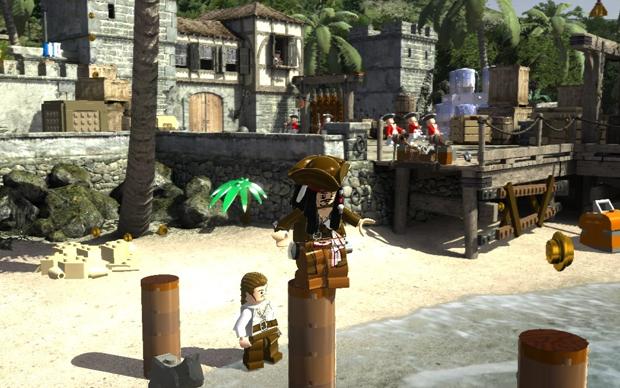 LEGO Pirates of the Caribbean: The Video Game (Foto: Divulgação)