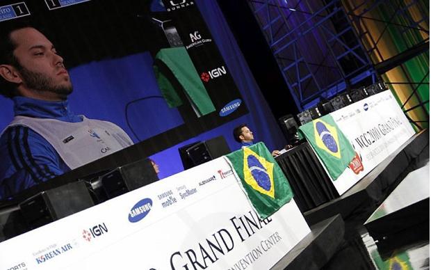 WCG Brasileiros em ação (Foto: Divulgação)