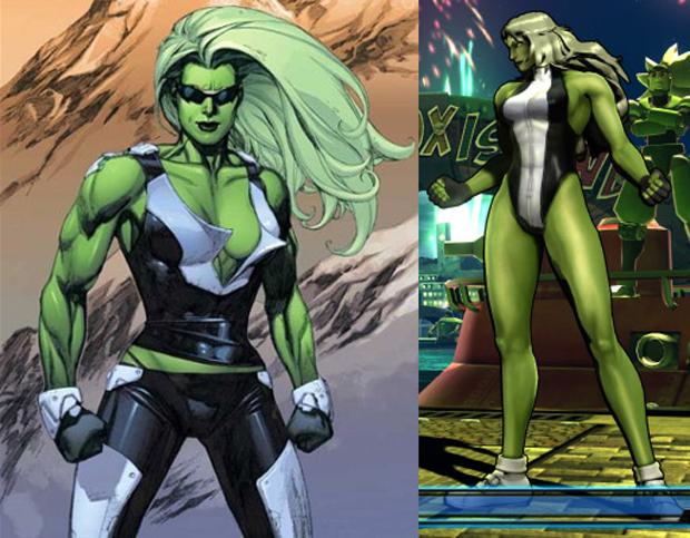 Mulher-Hulk (Foto: Divulgação)