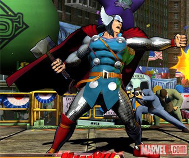 Thor (Foto: Divulgação)