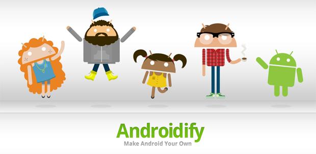 Aplicativo Androidify (Foto: Divulgação)