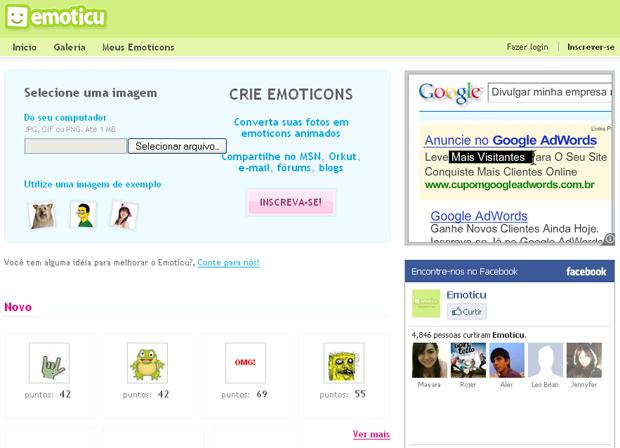 Emoticu (Foto: Reprodução/TechTudo)