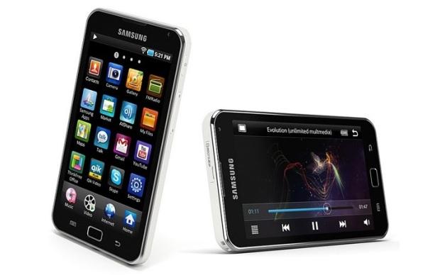 Samsung Galaxy S WiFi 5.0, um media player com HDMI e tela ...