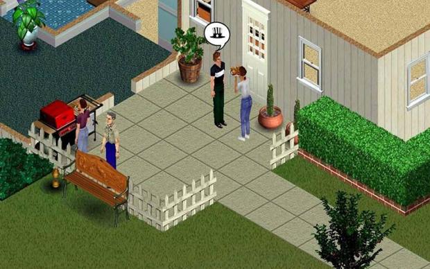 The Sims (Foto: Divulgação)