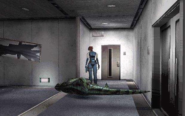Dino Crisis (Foto: Divulgação)