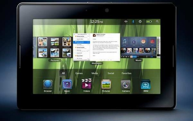 BlackBerry PlayBook (Foto: Reprodução)