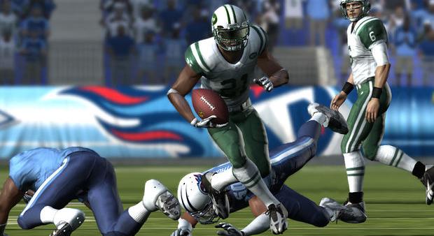 NFL Madden 11 (Foto: Divulgação)