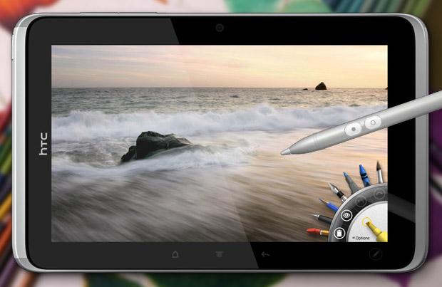HTC Flyer (Foto: Divulgação)