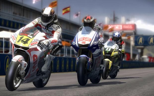 Moto GP 10/11 (Foto: Divulgação)